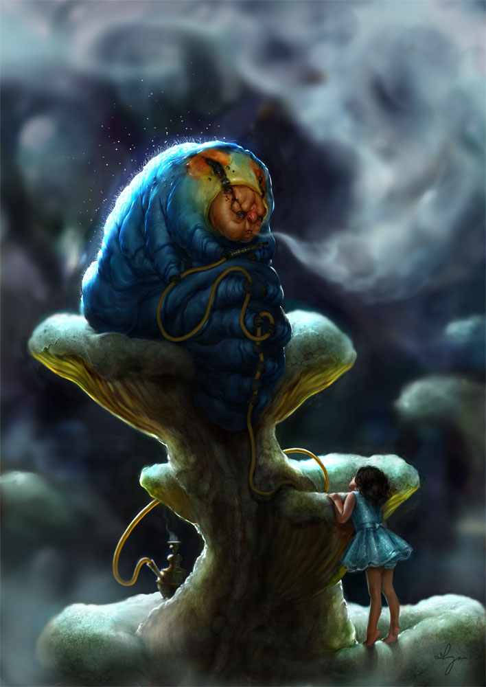 alice_and_the_caterpillar_by_shreya-d2pguox